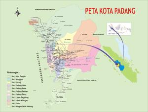 Maps Padang